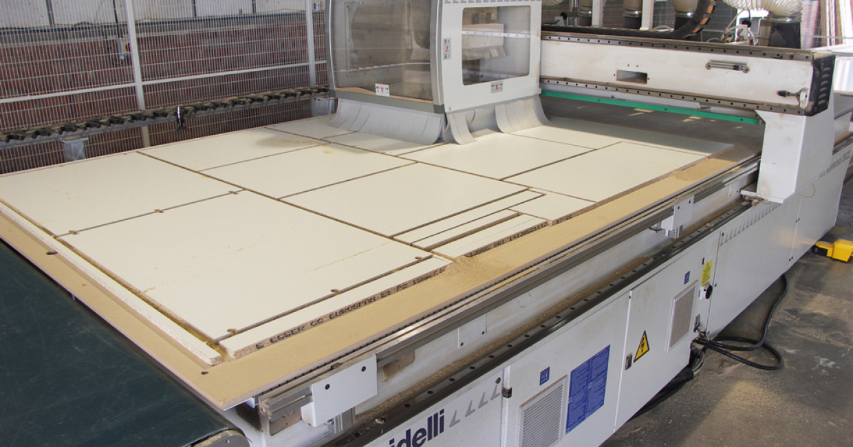 top shelf uk cnc